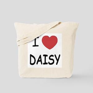 I heart DAISY Tote Bag