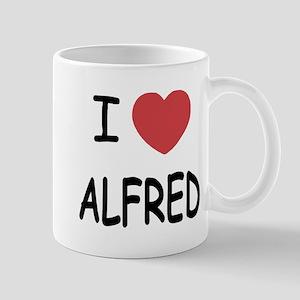 I heart ALFRED Mug