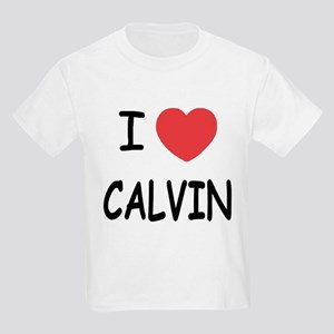 I heart CALVIN Kids Light T-Shirt