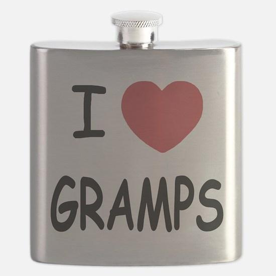 I heart GRAMPS Flask