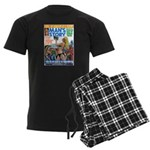 MANS STORY, April 1970 Men's Dark Pajamas