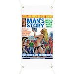 MANS STORY, April 1970 Banner