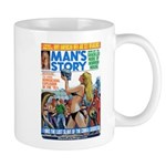 MANS STORY, April 1970 Mug