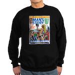 MANS STORY, April 1970 Sweatshirt (dark)