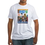 MANS STORY, April 1970 Fitted T-Shirt