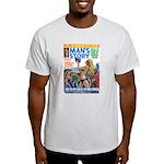 MANS STORY, April 1970 Light T-Shirt