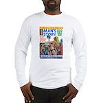 MANS STORY, April 1970 Long Sleeve T-Shirt