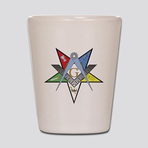 OES Past Patron Shot Glass
