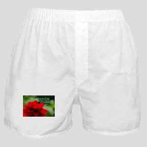 Dahlia Job 26:14 Boxer Shorts