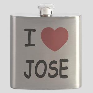 I heart JOSE Flask