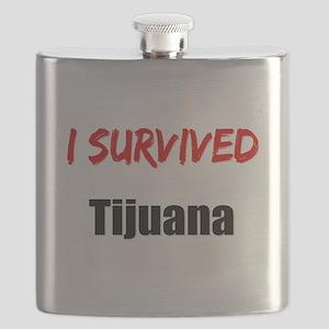 I survived TIJUANA Flask