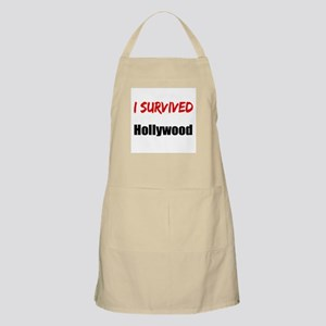 I survived HOLLYWOOD Apron