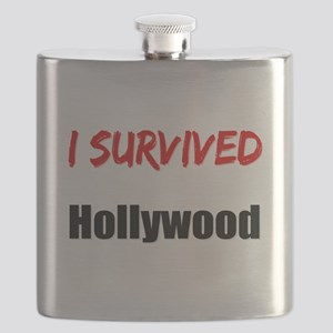I survived HOLLYWOOD Flask