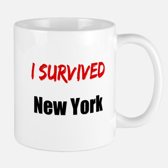 I survived NEW YORK Mug