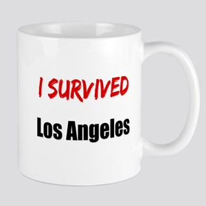 I survived LOS ANGELES Mug