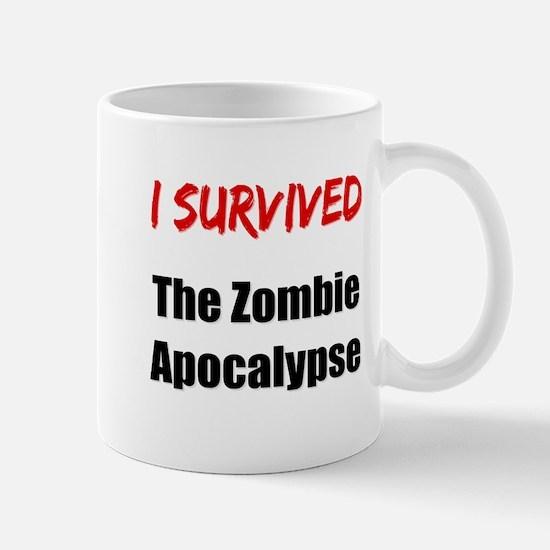 I survived THE ZOMBIE APOCALYPSE Mug