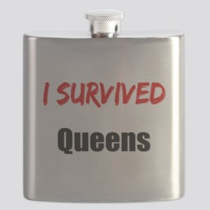 I survived QUEENS Flask