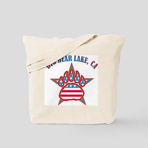 BIG BEAR LAKE Tote Bag