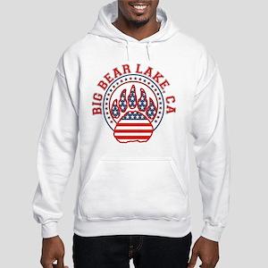 BIG BEAR LAKE Hooded Sweatshirt