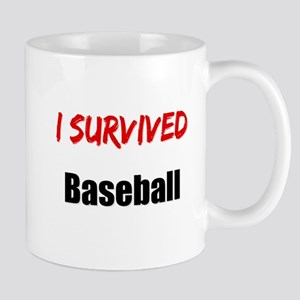 I survived BASEBALL Mug