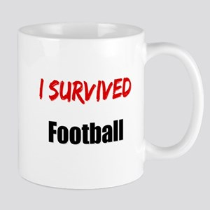 I survived FOOTBALL Mug