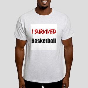 I survived BASKETBALL Light T-Shirt