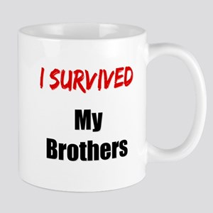 I survived MY BROTHERS Mug