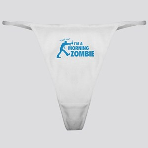 Morning Zombie Classic Thong