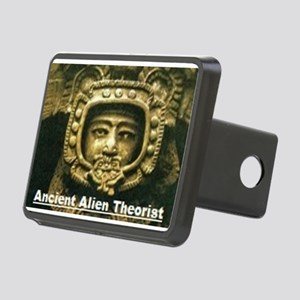Ancient Aliens Rectangular Hitch Cover
