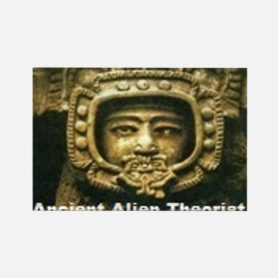 Ancient Aliens Rectangle Magnet (10 pack)