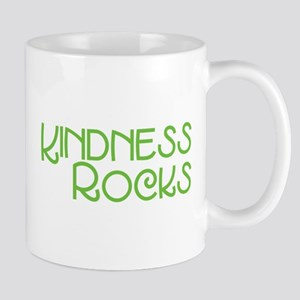 Kindness Rocks, Lime Mug