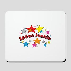 Space Junkie Mousepad