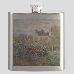 Monet - Argenteuil Flask