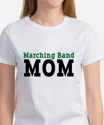 Marching Band Mom Women's T-Shirt