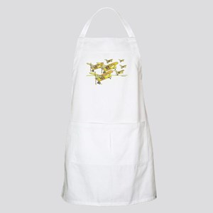 Here Come the Cubs Apron