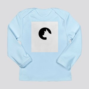 Brave Dog Long Sleeve Infant T-Shirt