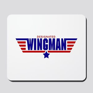 Designated Wingman Mousepad