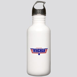 Designated Wingman Stainless Water Bottle 1.0L