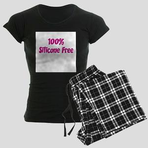 !00% Silicone Free2 Women's Dark Pajamas