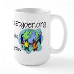Feastgoer Large Mug