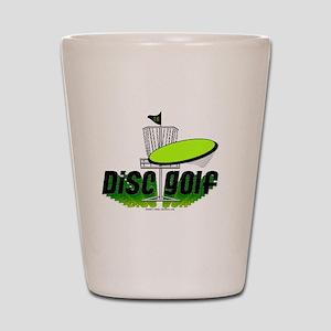 dISC gOLF2 Shot Glass