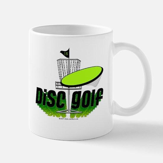dISC gOLF2 Mug
