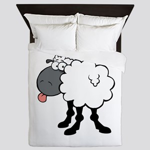 Sheep Queen Duvet