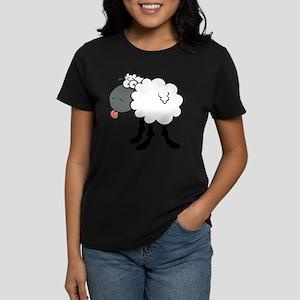 Sheep Women's Dark T-Shirt