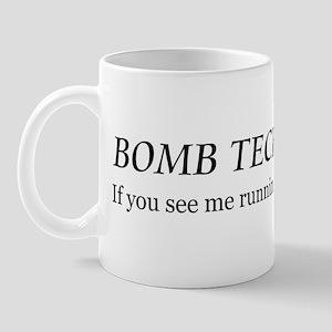Bomb Technician Mug