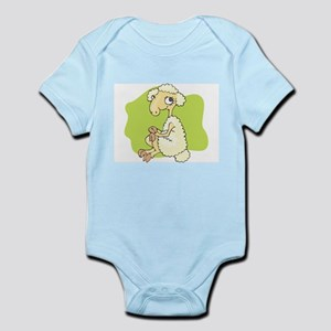 Sheep Infant Bodysuit
