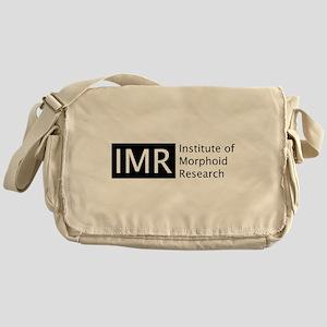 Institute of Morphoid Research Logo Messenger Bag