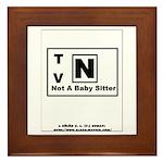 TV-N Version 2 Framed Tile
