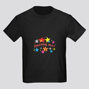 Starring Me Kids Dark T-Shirt