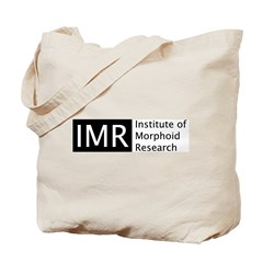 Institute of Morphoid Research Logo Tote Bag